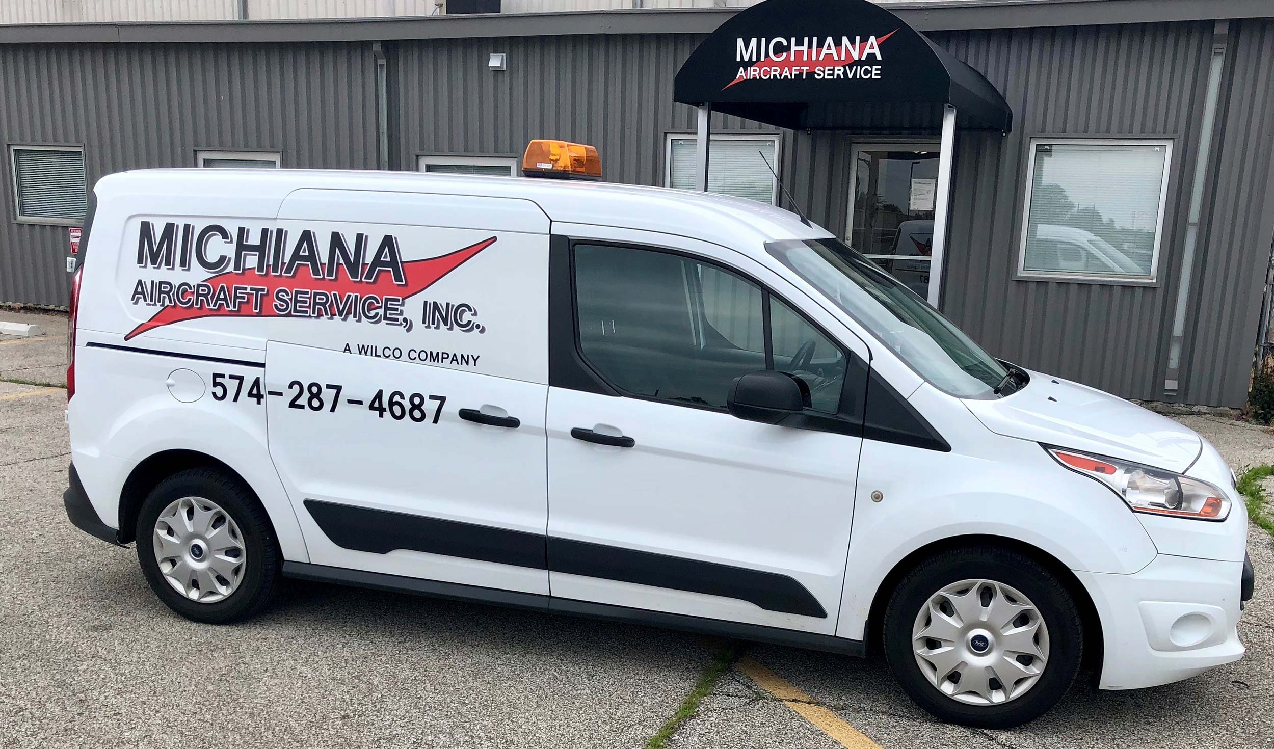Michiana Aircraft Service Inventory